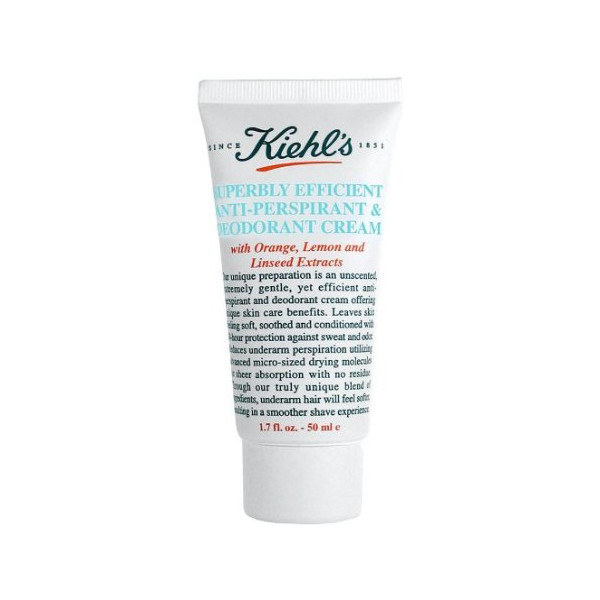 Kiehls - Superbly Efficient Anti-Perspirant Deodorant Cream - 1.7 oz.