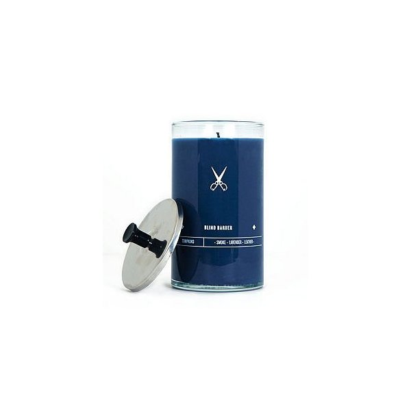 Blind Barber Tompkins Scented Candle, Large
