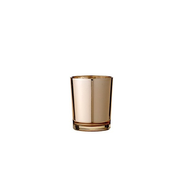 Bloomingville Copper Glass Votive Holder