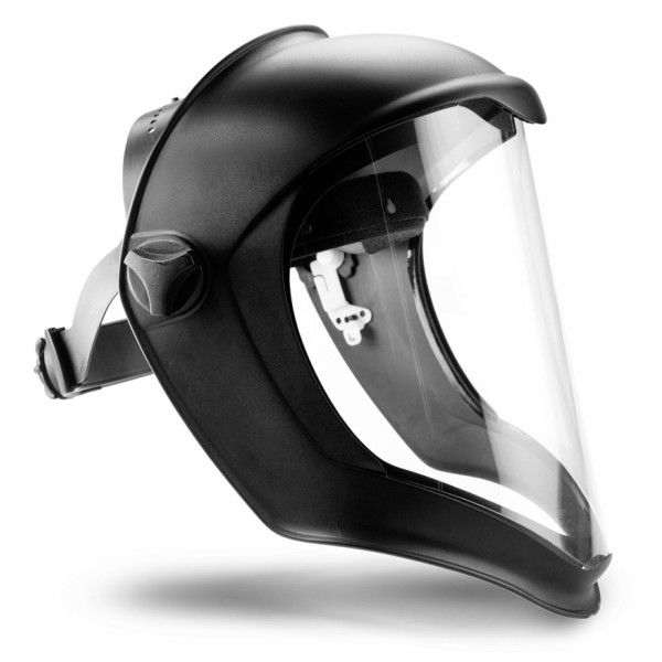 Uvex Bionic Matte Face Shield