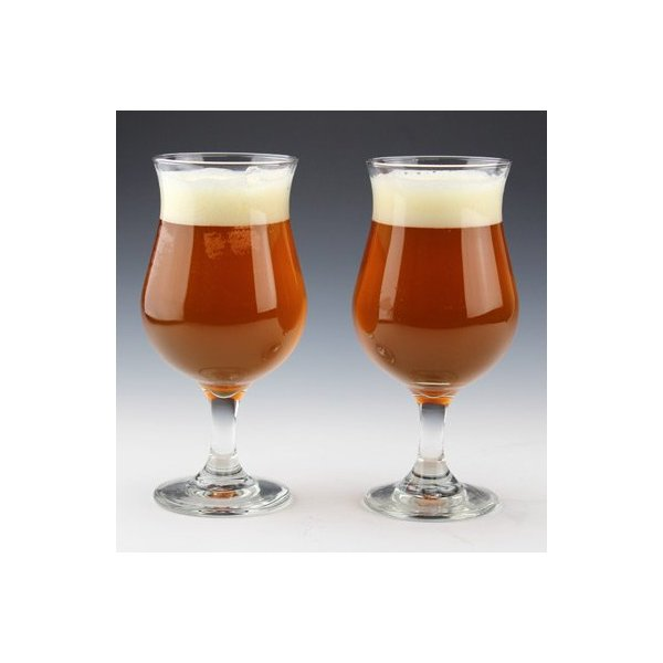 Tulip Beer Glass Set