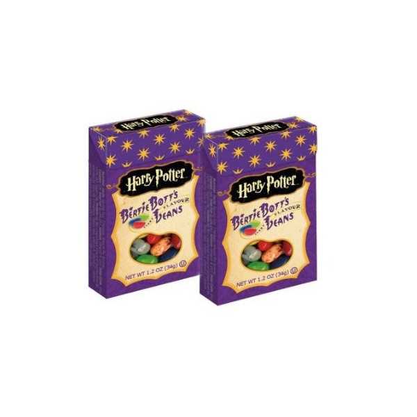 Harry Potter Bertie Botts Every Flavor Beans ~ 1 to 8 Pack