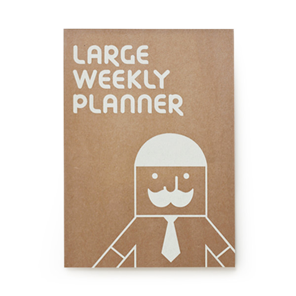 Jstory Large Weekly Planner