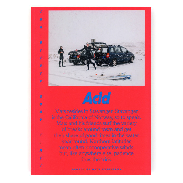Acid Magazine Issue 2