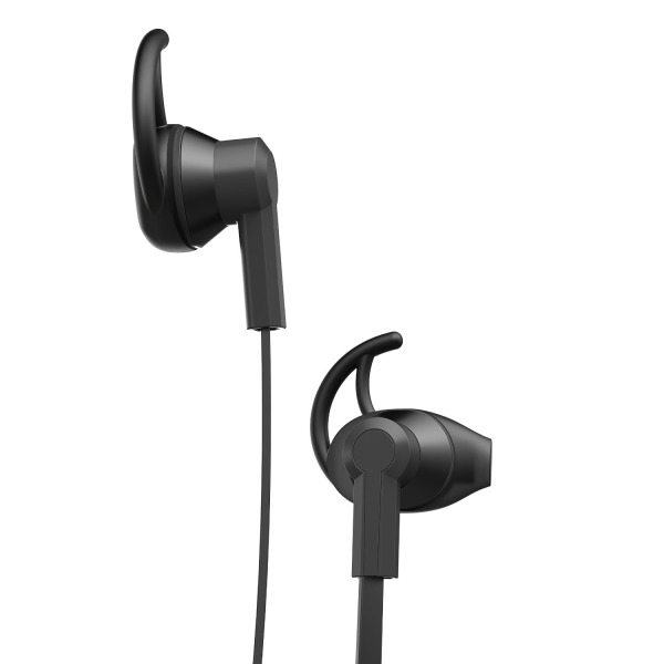Liger High Resolution, Noise-isolating earbud, Black