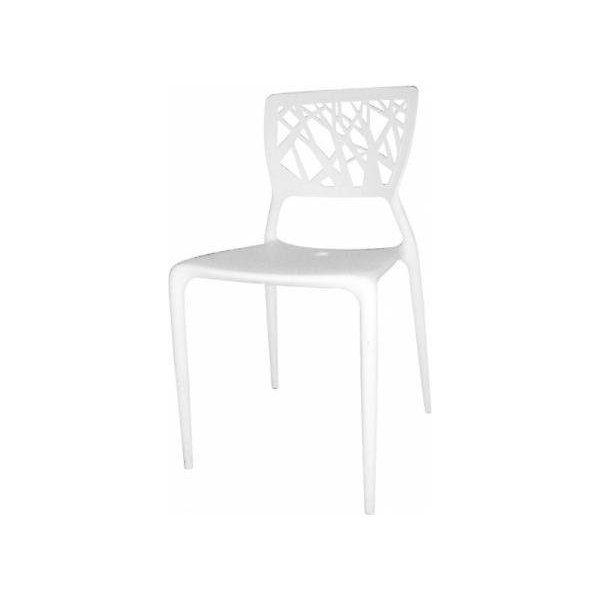 Viento Chair White