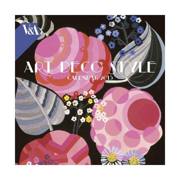 V&A Art Deco Style Wall Calendar 2015 (Art Calendar)