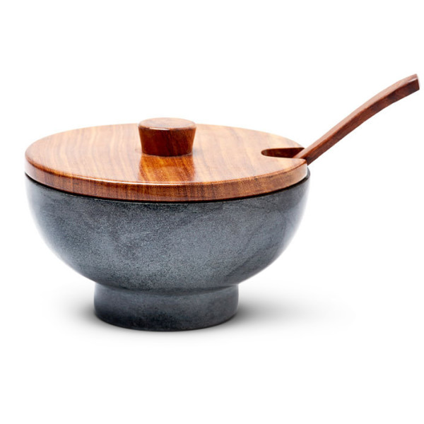 Teroforma Chutney Bowl and Spoon