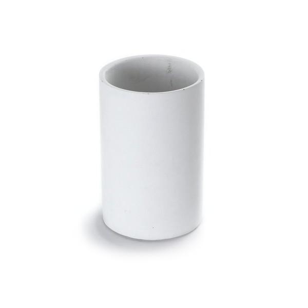 Culinarium Concrete Utensil Holder, White