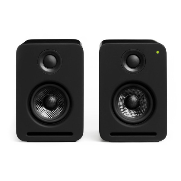 NOCS NS2-001US NS2 Air Monitors (All Black)