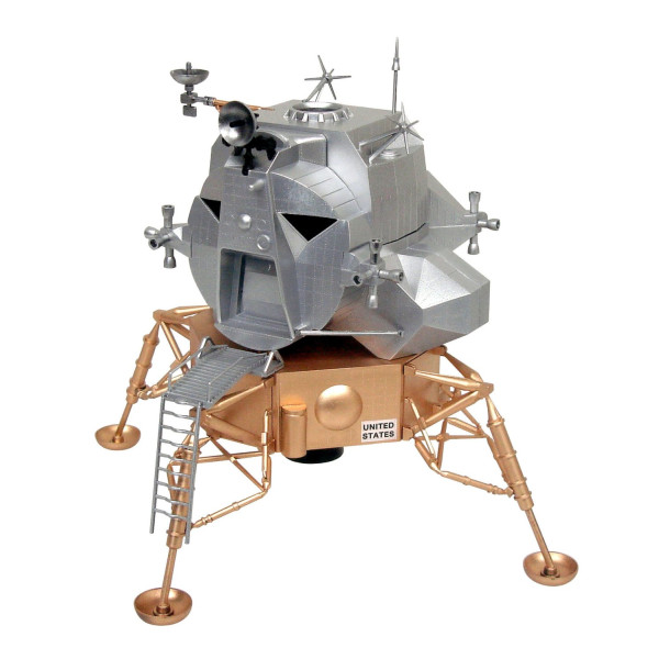 Aoshima Apollo Lunar Module Eagle-5 Model Kit