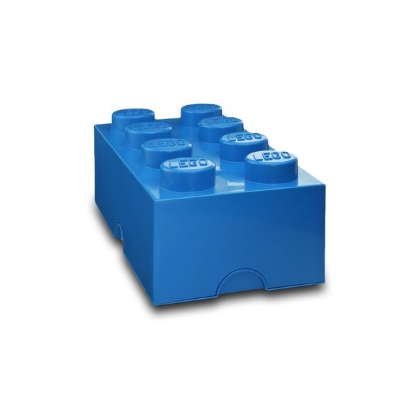 LEGO Storage Brick 8, Blue