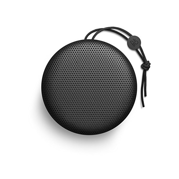 B&O PLAY Portable Wireless Bluetooth Speaker, Black