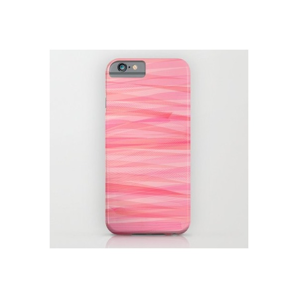 Society6 - Pink Ribbons iPhone 6 Case by TheseRmyDesigns