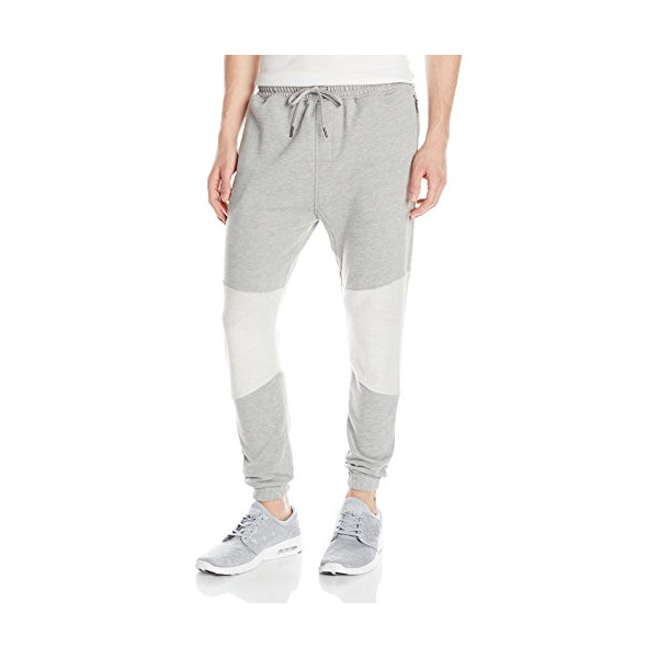 PUBLISH BRAND INC. Men's Garner Jogger Pant, Heather, 34