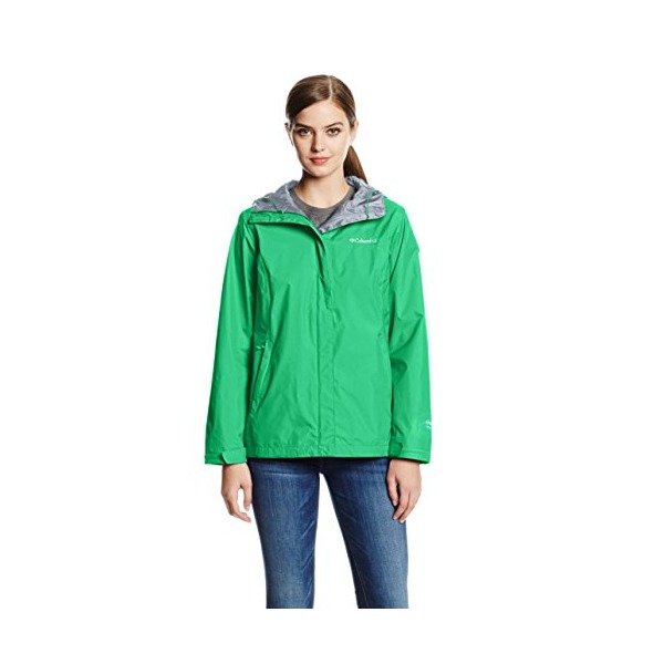 Columbia Women's Arcadia II Jacket, Dark Lime, Large
