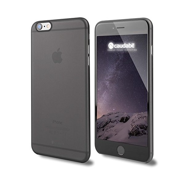 "Caudabe: The Veil iPhone 6 (4.7"") Premium Ultra Thin Case (Wisp Black)"