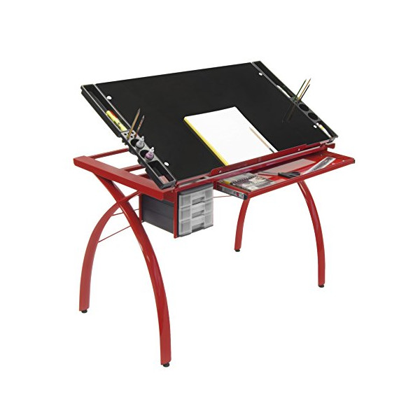 Studio Designs 10076 Futura Craft Station, Red