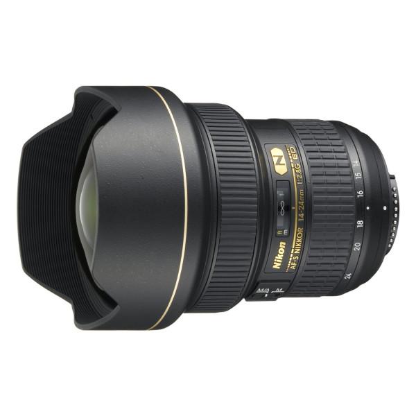 Nikon AF-S FX NIKKOR 14-24mm f/2.8G ED Zoom Lens with Auto Focus for Nikon DSLR Cameras
