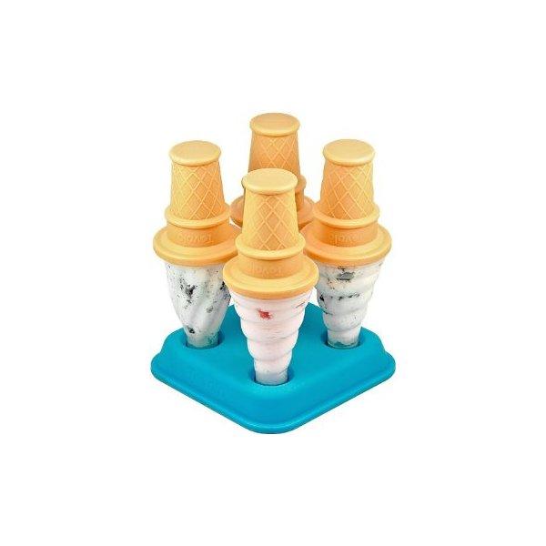 Tovolo Ice Cream Pop Molds, Set of 4