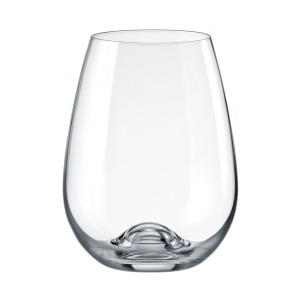 Drinkmaster Stemless Wine Glass 460ml Set of 4