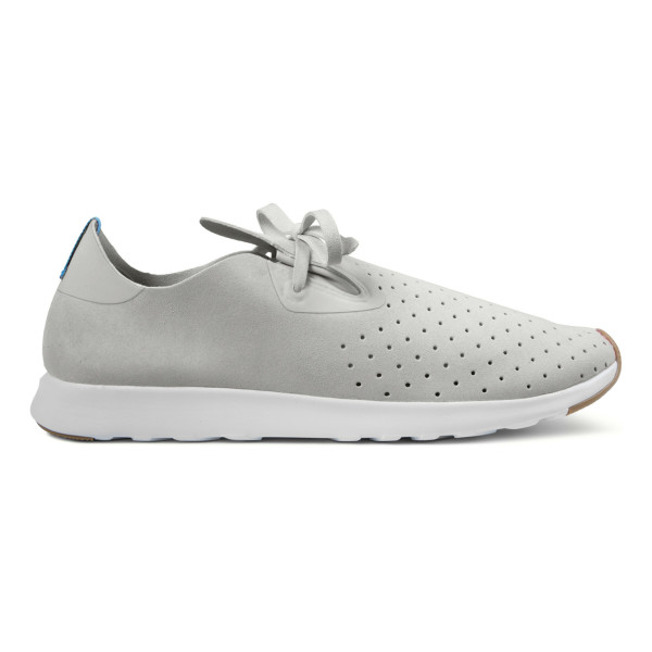 Native Apollo Moc Pigeon Grey/Shell White