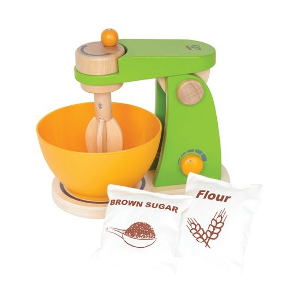 Hape - Playfully Delicious - Mighty Mixer Play Set