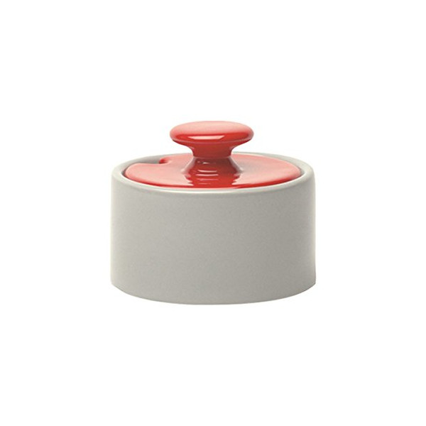 Jansen+co My Sugar Bowl - Grey/Red