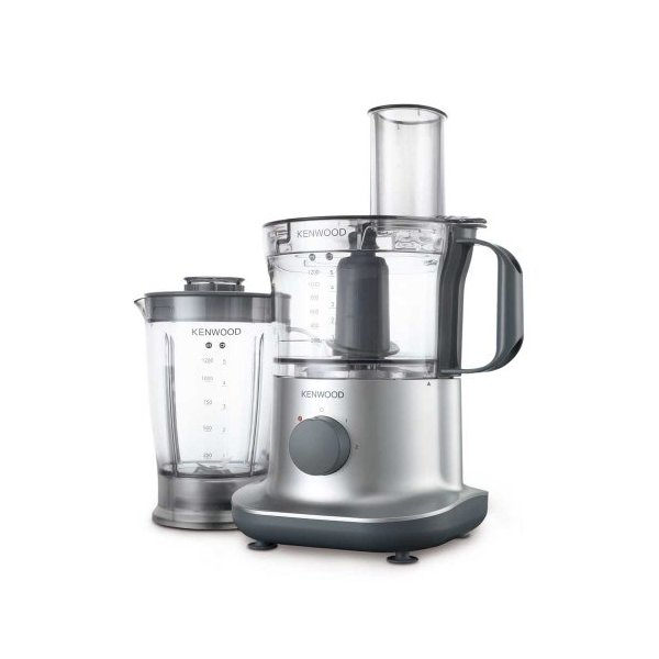 Kenwood FPP225 Multipro Food Processor - Silver.
