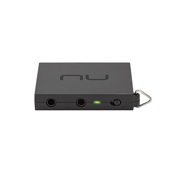 Nuforce MMP-BLACK High Power Portable Headphone Amplifier (Black)