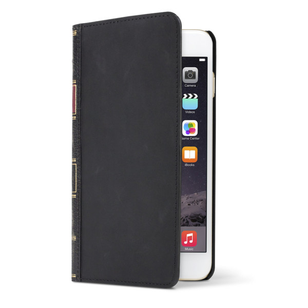 Twelve South BookBook, iPhone 6 Plus, Black
