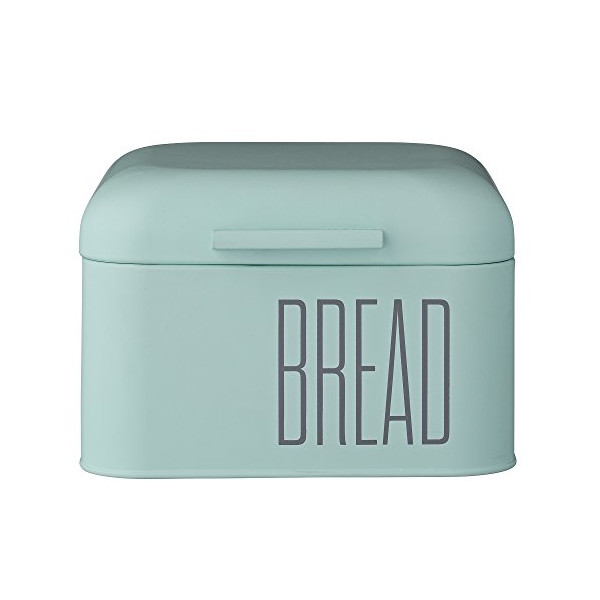 Bloomingville Small BREAD Bin BREAD Mint Green Metal