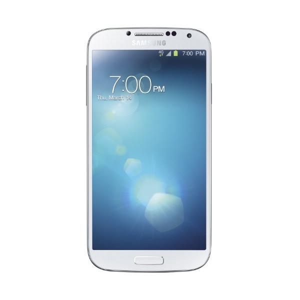 Samsung Galaxy S4, White (Verizon Wireless)