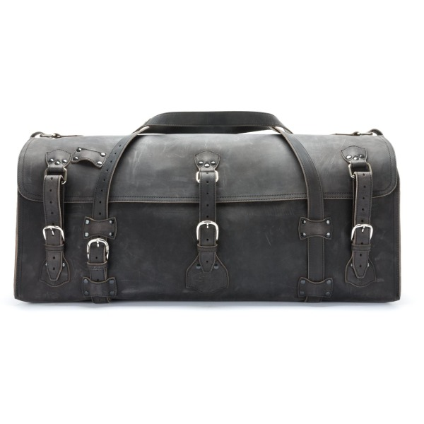 Saddleback Leather Beast Duffel Bag,  Carbon