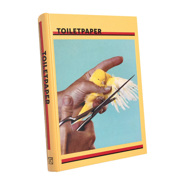 Maurizio Cattelan & PierPaolo Ferrari: Toilet Paper