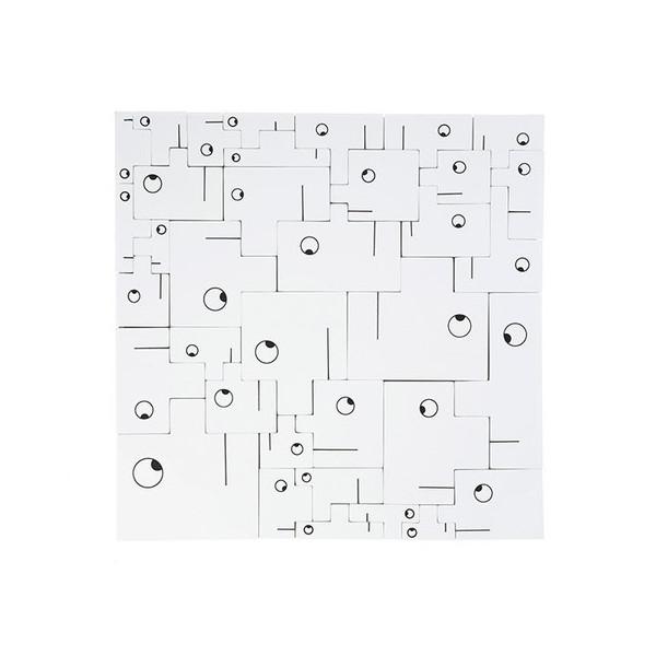 Areaware Puzzlehead Puzzle Décor