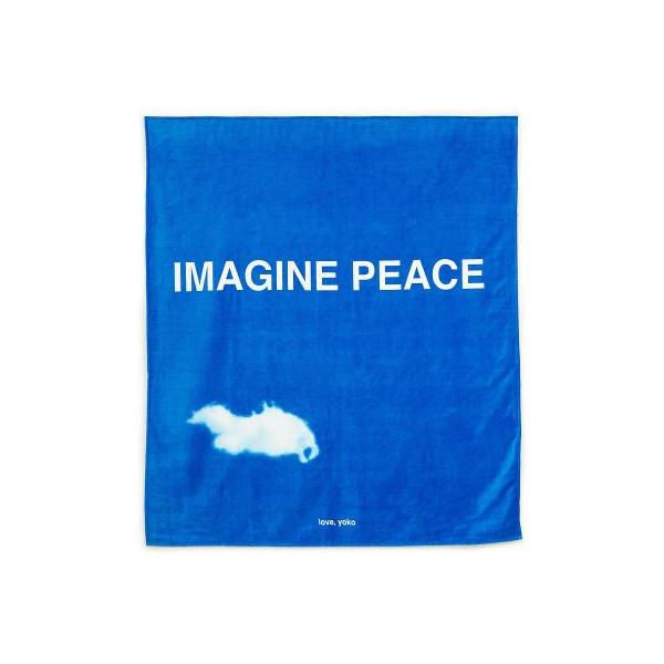 Yoko Ono Towel
