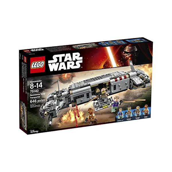 LEGO Star Wars Resistance Troop Transporter 75140