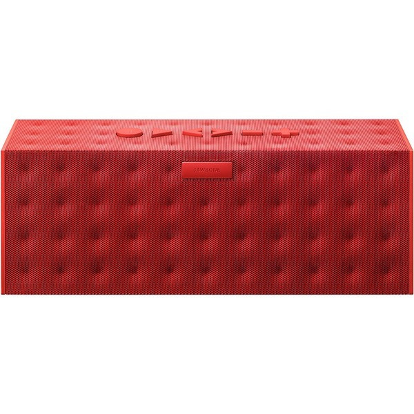 Jawbone BIG JAMBOX Wireless Bluetooth Speaker, Red Dot