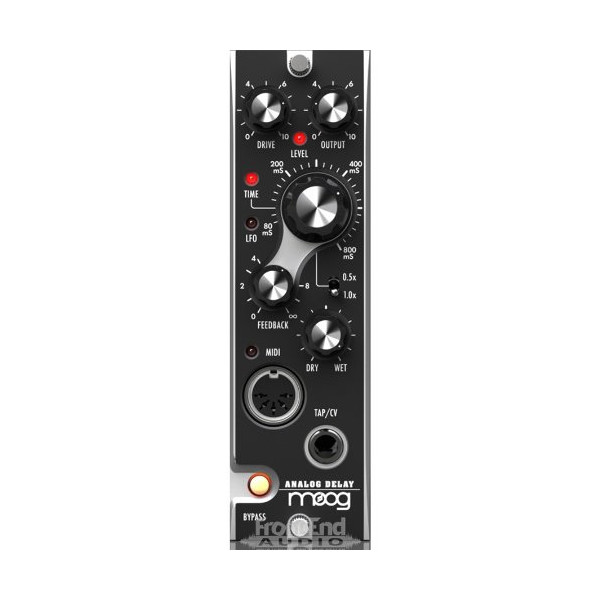 Moog Analog Delay 500-Series Module