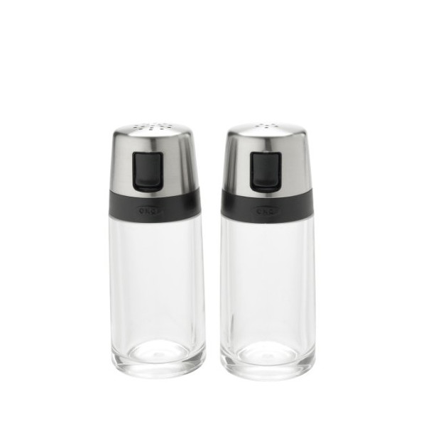 OXO Good Grips Salt and Pepper Shaker Set