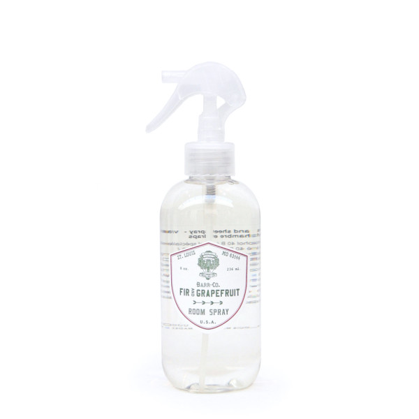 Barr-co. Fir Grapefruit Room Or Sheet Spray