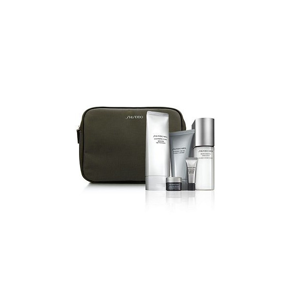 Shiseido Men's Everyday Essentials Set