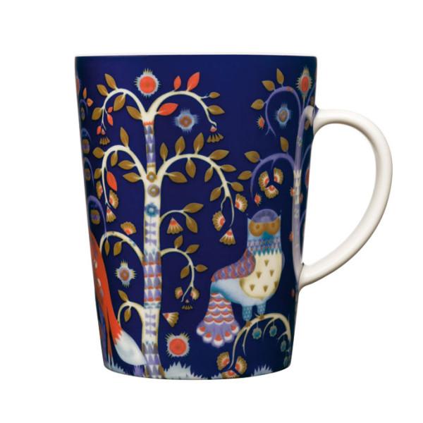 Iittala Taika Mug, Blue, 13-Ounce