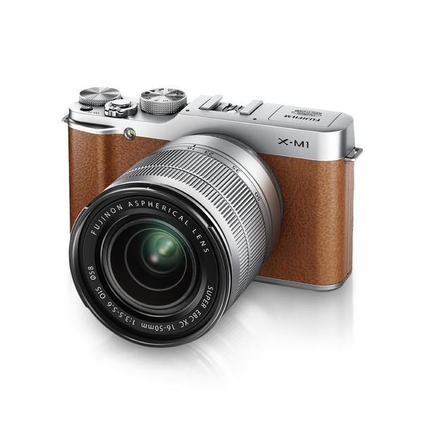 Fujifilm X-M1 16MP Compact System Digital Camera Body