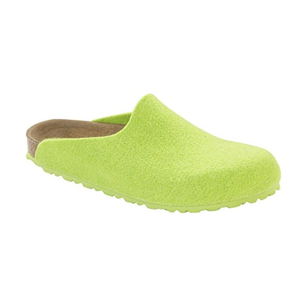 Birkenstock Clogs ''Amsterdam'' from Felt in Apple 40.0 EU W