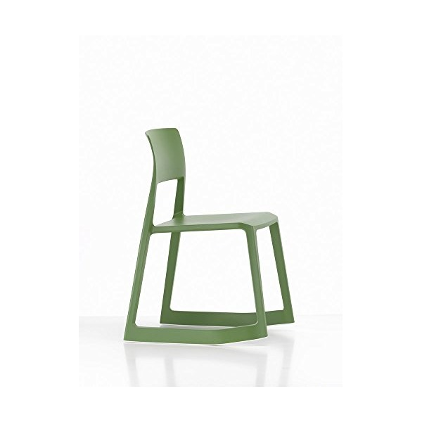 Vitra Tip Ton Stacking Chair, Cactus