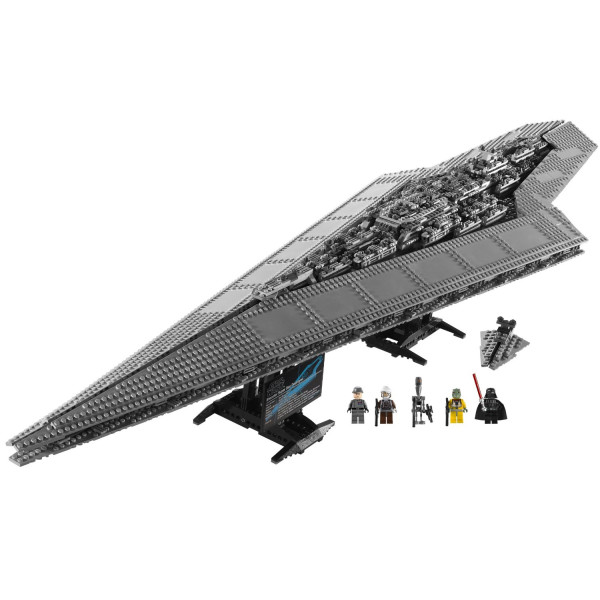 LEGO Star Wars Super Star Destroyer