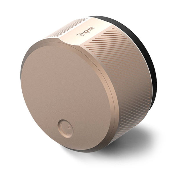 August Smart Lock, Champagne