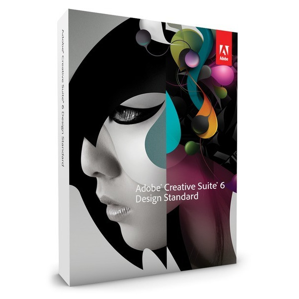 Adobe CS6 Design Standard Mac
